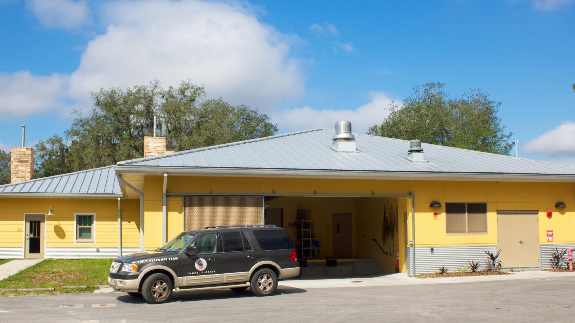 Jacarlene Animal Care Campus - ZooTampa at Lowry Park