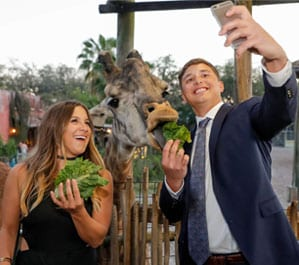 Book an Event - ZooTampa at Lowry Park