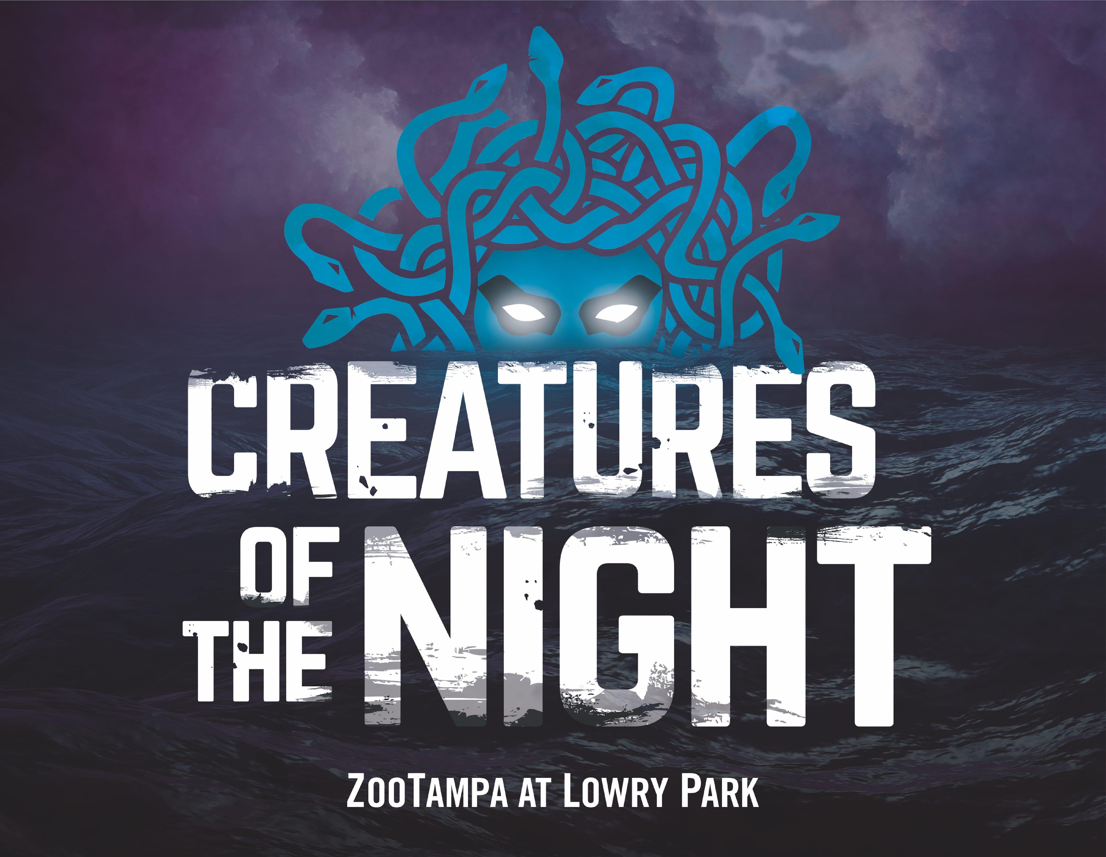 creatures of the night - Garden Of Memories Tampa
