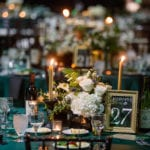 KARAMU GALA TABLE SETTING