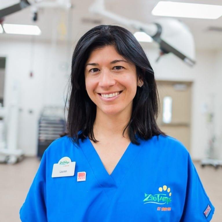 Dr. Lauren Smith, Veterinarian