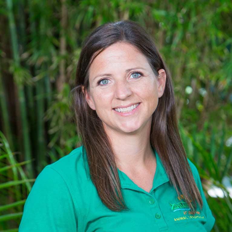 Tiffany Burns, Associate Curator