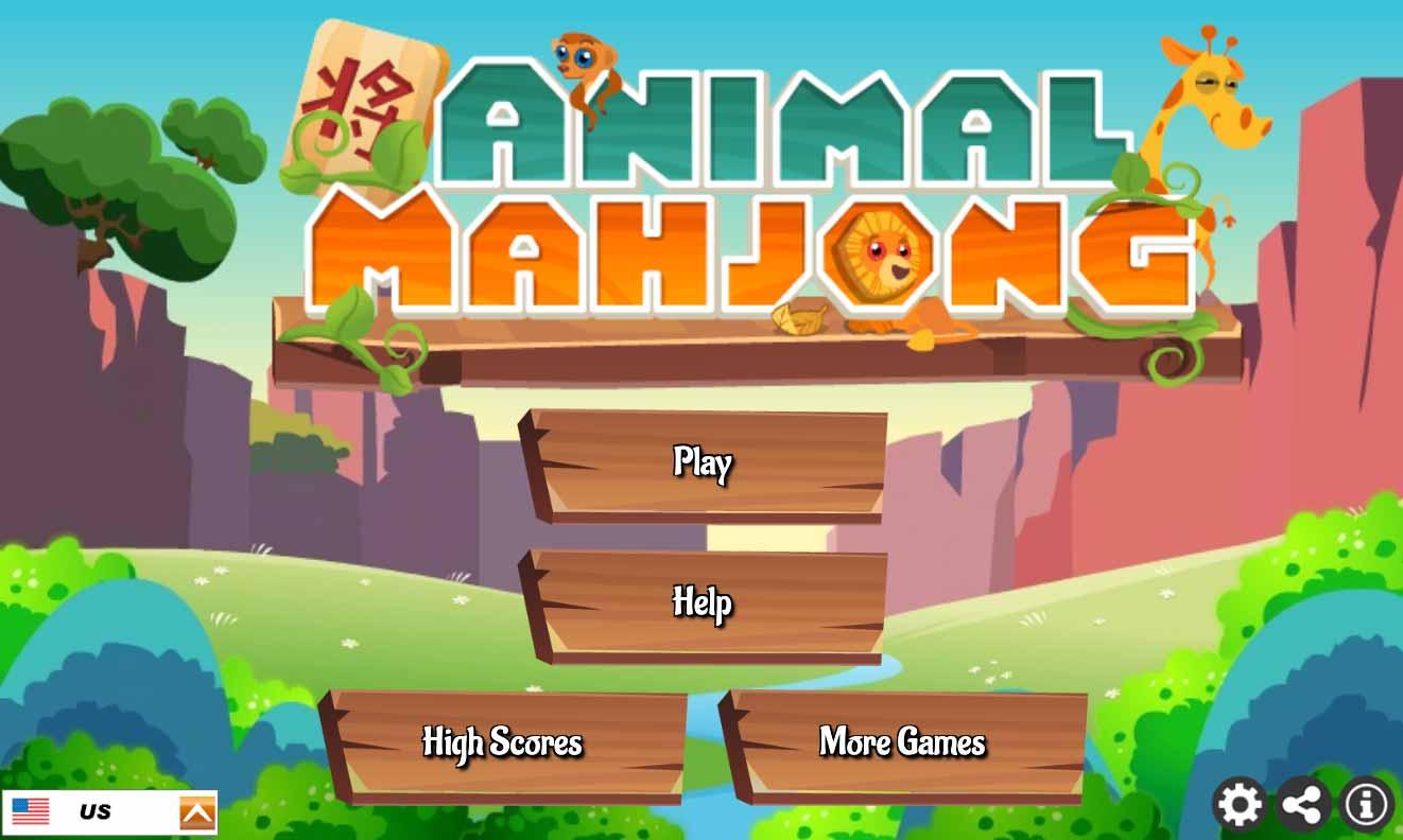Animal Mahjong game teaser