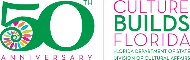 Logo for Culture Builds Florida