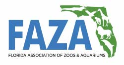 Logo for Florida Association of Zoos and Aquariums