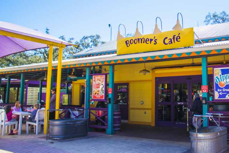 Boomers Cafe at ZooTampa