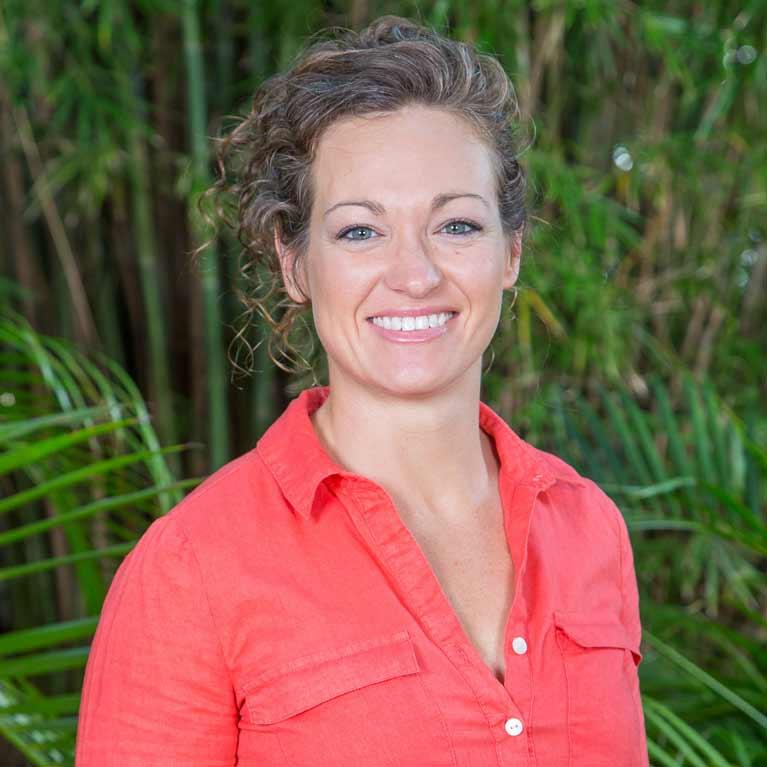 Sue, Associate Curator of Behavior