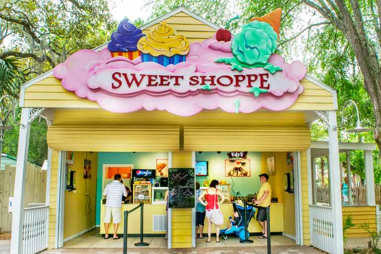 Sweet Shoppe at ZooTampa