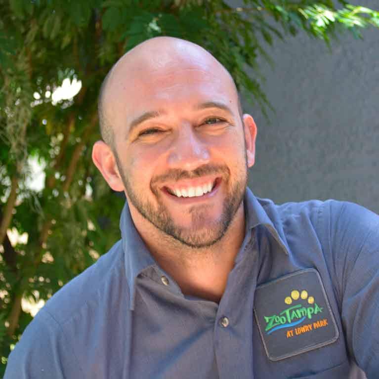Jason, Senior Animal Care Professional