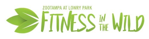 Logo for Fitness in the Wild at ZooTampa