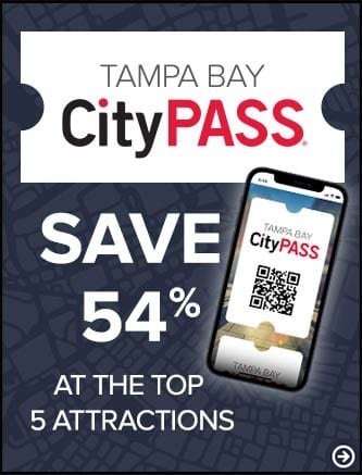 Save with CityPASS on top Tampa attractions