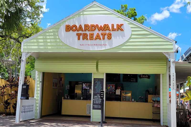 Boardwalk Treats at ZooTampa