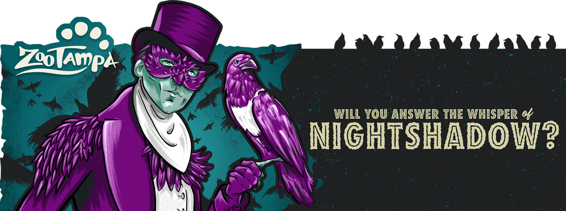 Creatures of the Night - Will you answer the whisper of Nightshadow?